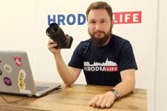 Справу супраць рэдактара Hrodna.life за рэпост NEXTA перадаюць у суд