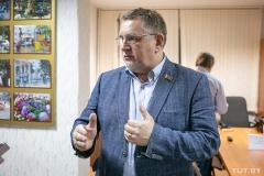 Давыдько: Журналистов, освещающих несанкционированные акции, планируют приравнять к участникам этих акций