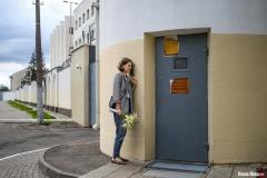 Фатографка «НН» Надзея Бужан стала фіналісткай прэміі World Press Photo за здымак Вольгі Севярынец каля Акрэсціна