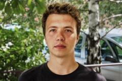 Задержан бывший редактор популярного Telegram-канала Раман Протасевич