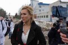 Сярод затрыманых у Расеі ля калёніі, дзе сядзіць Навальны – карэспандэнт «Белсату»
