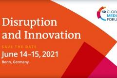 Рэгістрацыя на XIV Глабальны медыяфорум кампаніі Deutsche Welle (да 4 лютага)
