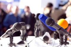 Press conference: Assault on freedom of speech in Belarus 22.01