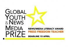 Конкурс для журналистов и преподавателей [весь мир, до 15 апреля]