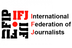 Congratulatory letter of the International Federation of Journalists to the participants of the BAJ Congress