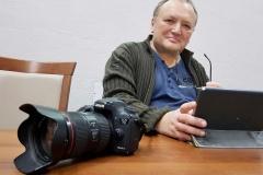 Журналіста Генадзя Верацінскага заўтра будуць судзіць за нібыта ўдзел у мітынгу