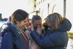 «Открыла дверь, услышала, что кто-то бежит». Судили журналиста Надю Калинину, задержанную на съезде делегатов ВНС + ВИДЕО