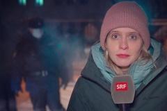 Задержанная журналистка Люция Чирки: В милиции мне не разрешали позвонить в посольство