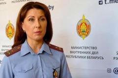 «Удар по репутации». Минчанин получил 2 года «домашней химии» за оскорбление Ольги Чемодановой из МВД
