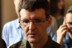 Журналіста Дзяніса Івашына пасадзілі ў карцар