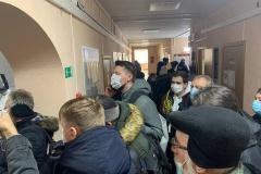 На суд по делу брестских блогеров Кабанова и Петрухина в Могилеве не пустили негосударственную прессу