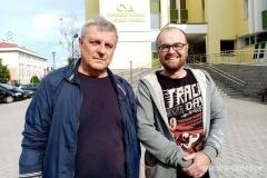 Задержанных в Пинске журналистов освободили. Подробности обысков