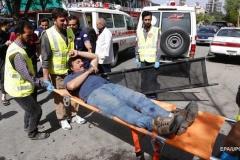 В результате взрыва в Кабуле погибли 10 журналистов