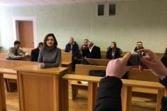 Вольга Чайчыц і Андрэй Козел падалі скаргу ў найвышэйшую судовую інстанцыю краіны