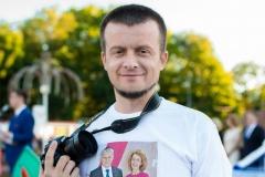 У Акцябрскім затрымалі блогера Андрэя Павука