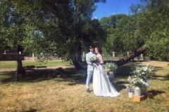 Віншуем Ірыну Козлік і Аляксандра Баразенку са шлюбам