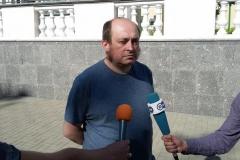 Павлюка Быковского очередной раз допросили в Следственном комитете