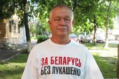 У тэлевыступе майка «За Беларусь без Лукашэнкі» пераўтварылася ў майку «За Беларусь»