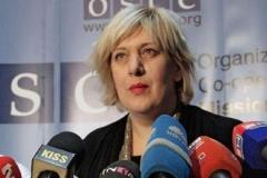 Дунья Миятович требует расследовать инцидент с журналистами в Чечне