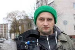 Гомельскага фрылансера Кастуся Жукоўскага аштрафавалі яшчэ на 16 мільёнаў