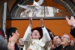 Папа Рымскі назваў грахом распаўсюджваньне СМІ ілжывай інфармацыі