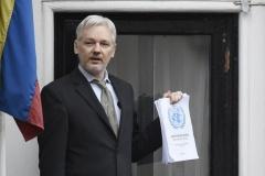 Эквадор адключыў інтэрнэт заснавальніку Wikileaks Асанжу