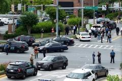 В США мужчина расстрелял редакцию газеты. Фото