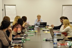 В Минске стартовал образовательный курс ОО «БАЖ» «Менеджер информации»