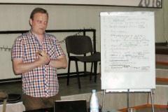 Круглы стол па пытаннях прававой бяспекі журналістаў у Магілёве