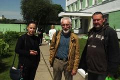Суд Ленінскага раёна Магілёва пакараў журналістаў вялікімі штрафамі