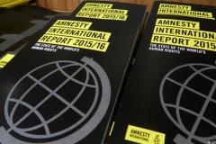 «Міжнародная амністыя»: улады Беларусі працягваюць пераслед журналістаў