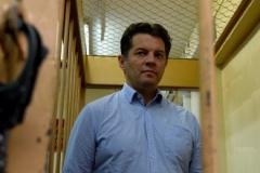 Украинскому журналисту Роману Сущенко продлили арест в Москве