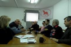 У Бабруйску абралі дэлегатаў на Х з'езд Беларускай асацыяцыі журналістаў