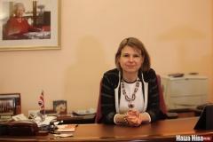 Амбасадар Фіёна Гіб: Мы ад сакавіка спрабуем сустрэцца з міністрам інфармацыі Карлюкевічам