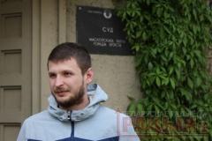 На журналіста-фрылансера Яўгена Скрабца склалі новы пратакол і перадалі справу ў суд