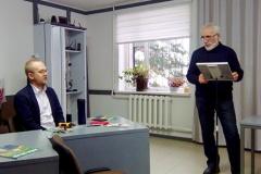Дэбаты ў Магілёве: сваю пазіцыю выказвалі журналісты і праваабаронцы