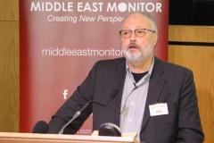 Журналісты даведаліся апошнія словы забітага журналіста Хашогі