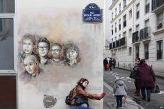 Францыя: затрыманыя падазраваныя ў справе аб нападзе на Charlie Hebdo