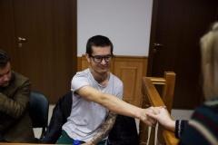 Мосгорсуд разрешил автору «Новой газеты» Али Ферузу уехать из России в третью страну