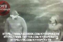 Убийство Павла Шеремета: на видео видны черты лиц подозреваемых