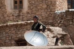 В Иране во имя нравственности уничтожили 100 тысяч спутниковых тарелок