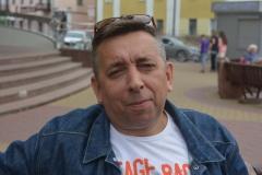 Падчас інтэрв'ю ў Брэсце затрымалі блогера Сяргея Пятрухіна