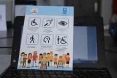 У Брэсце журналісты абмеркавалі, як пісаць пра людзей з інваліднасцю