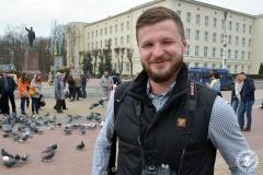 Другі раз запар суд у Брэсце адправіў на дапрацоўку пратакол, складзены на мясцовага журналіста