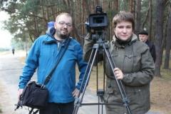 Журналістаў Мілану Харытонаву і Алеся Ляўчука чакаюць чарговыя суды ў Брэсце