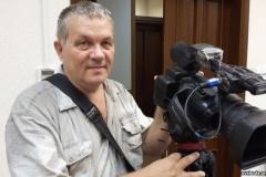Журналіста Андрэя Толчына аштрафавалі за супрацу з «Белсатам»