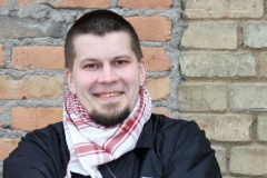 Алесь Дзянісаў: «Магчыма, на мяне завялі справу за рэпост Укантакце»