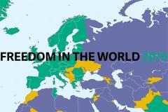 Freedom House: Беларусь па-ранейшаму несвабодная краіна