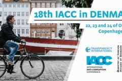 18 міжнародная антыкарупцыйная канферэнцыя запрашае журналістаў/к у Капенгаген (Рэгістрацыя да 31 ліпеня)