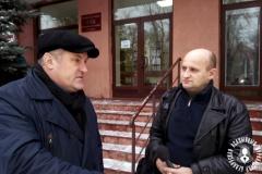Гомельскі фрылансер Кастусь Жукоўскі звярнуўся ў суд, атрымаўшы адмову ў інфармацыі